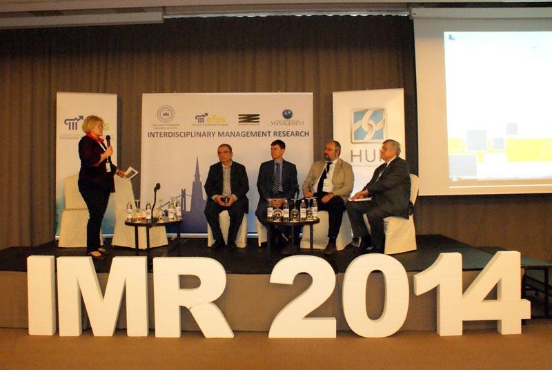 IMR 2014 - Opatija, Croatia